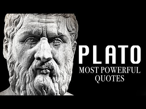 PLATO - Incredible Life Changing Quotes [Stoicism] Part 1