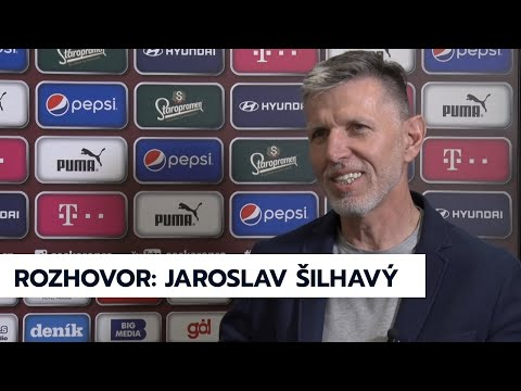 Virtuální rozhovor: Jaroslav Šilhavý odpovídal novinářům