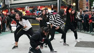 [KPOP IN PUBLIC CHALLENGE] WANNAONE(워너원)-Burn It Up(활활)DANCE COVER BY ZERO FROM TAIWAN