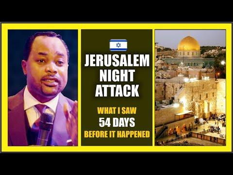 JERUSALEM NIGHT PROPHECY  (Episode 2)