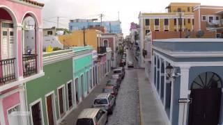 Puerto Rico desde el Cielo
