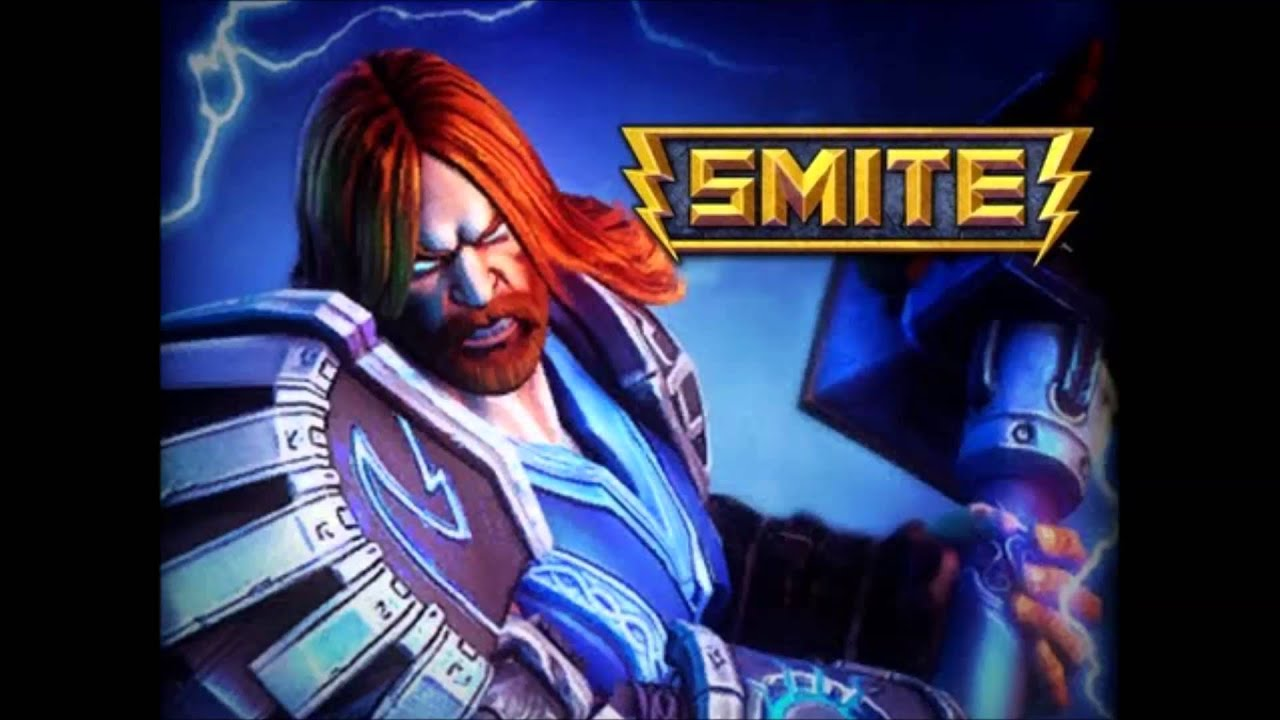 Smite Thor smite - music for playing as thor - youtube