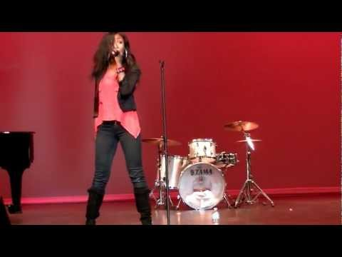 Beyonce - Love on top - Haben Performing LIVE