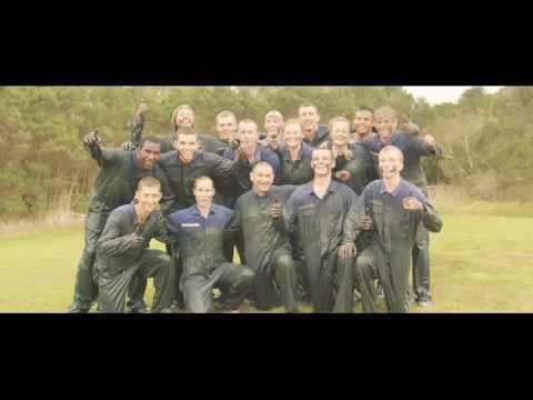 Navy Gap Year - Recruit and Seamanship School