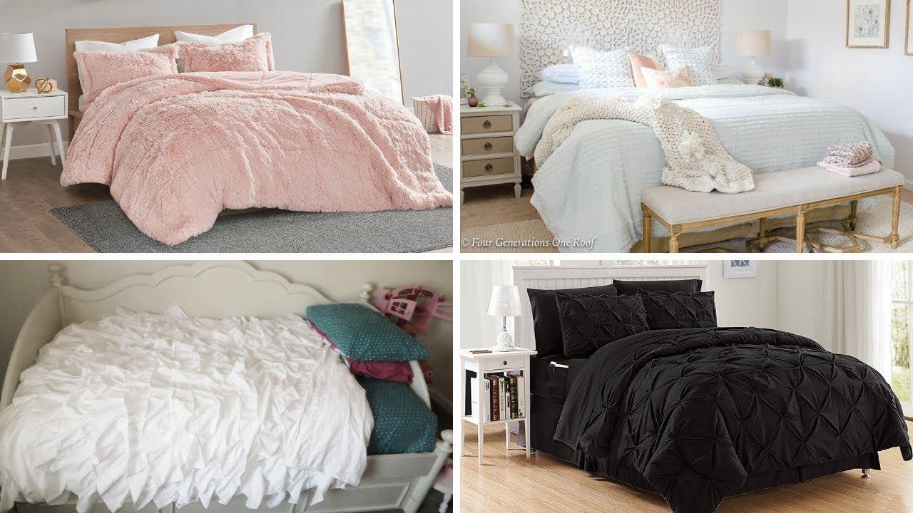 10 bedroom comforter ideas