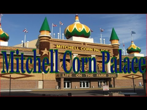 Visiting Mitchell Corn Palace, The Best Building in Mitchell, South Dakota, United States