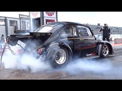 Worlds Quickest Electric Doorslammer Car - 9.31 @ 144 Mph