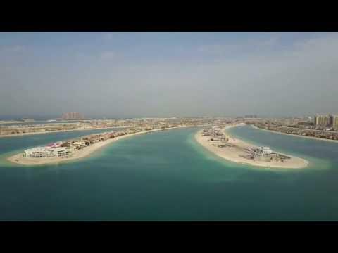 Drone | Palm Jumeirah | Excursions Dubai