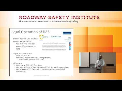 2015 Fall Seminar #6: Unmanned Aircraft Systems in Traffic a