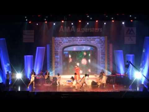 Missing Minh Uyên AMA Superstars 2011