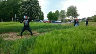 BELGIUM: Isabella Fawzi & Chikita Fawzi di Waterlo (Marissa Haque Ikang Fawzi)