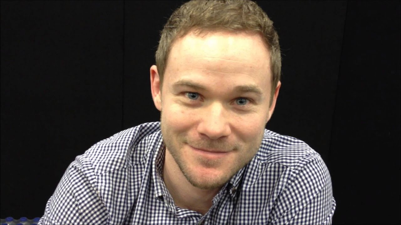 aaron ashmore and his brother