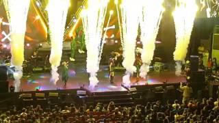 Divas live in manila - Opening Number - Yeng Kyla Angeline Kz