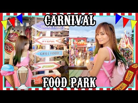CARNIVAL FOOD PARK in MARIKINA! (Is it worth the HYPE??) | RealAsianBeauty