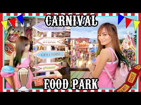 Foodie : CARNIVAL FOOD PARK in MARIKINA!