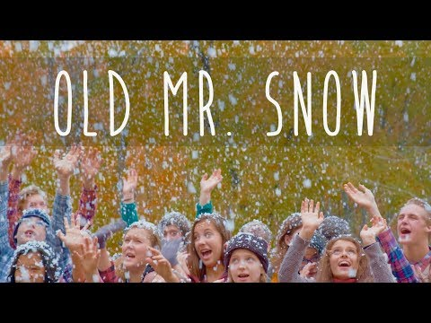 OLD MR. SNOW