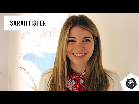 Sarah Fisher Channels Carley Allison In 'Kiss And Cry'