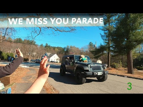 Staying local: S1: E5 - WE MISS YOU Parade - Charlotte Ave Elementary School - Nashua, NH