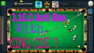 [Anti-ban] 8 Ball Pool Mod 3.10.3 Hack With King Cue