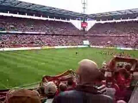 1. FC Köln Hymne Live