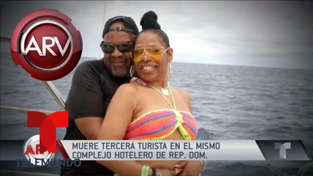 Van tres muertos en el mismo hotel en Rep. Dominicana | Al Rojo Vivo | Telemundo