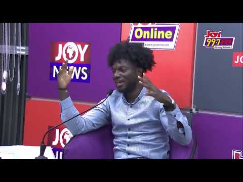 "Joy Geek Squad is live with Kobby ""Spiky"" Nkrumah on Joy 99.7 FM.  (8-6-2021)"