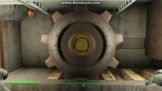 Fallout 4 Убежище 88 - Осмотр результатов строительства 1