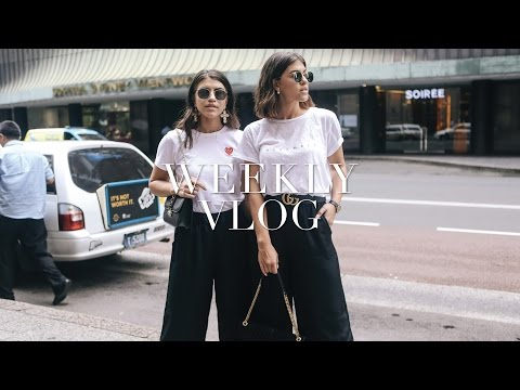 HOW TO BECOME A BLOGGER Q&A + WE'RE IN SYDNEY! WEEKLY VLOG