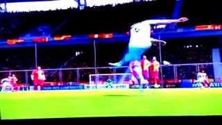 Andy Carroll wonder goal