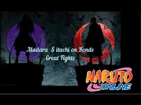 Naruto Online | Itachi + Madara Bonds