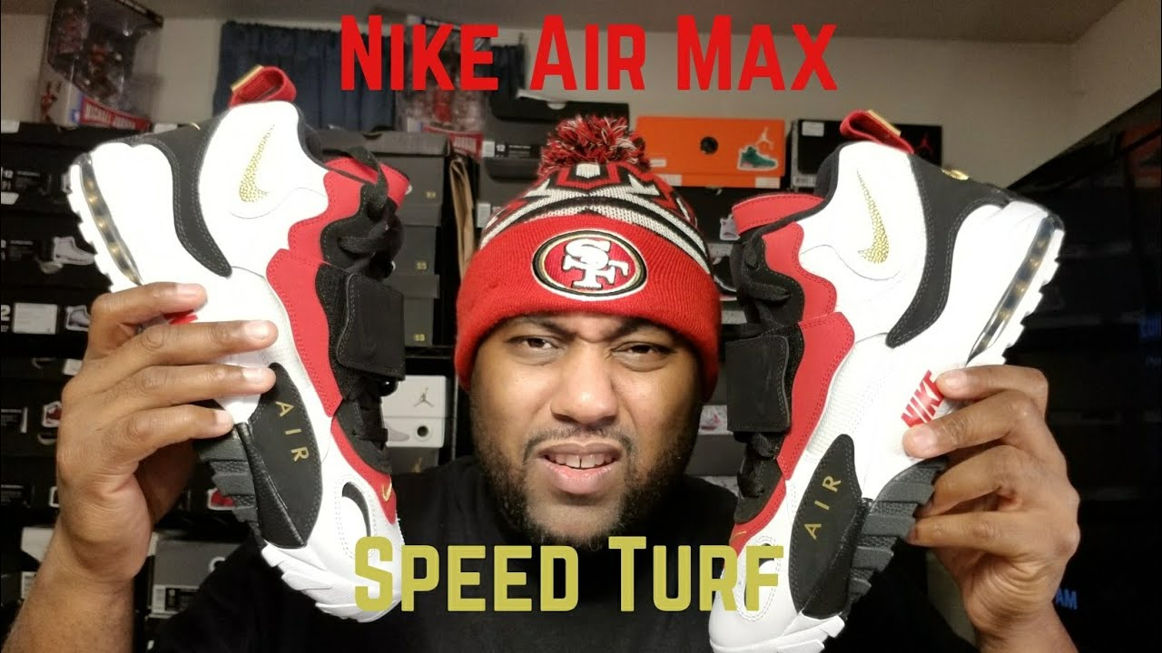 67d6bd7bcaf Early review on Nike Air Max Speed Turf