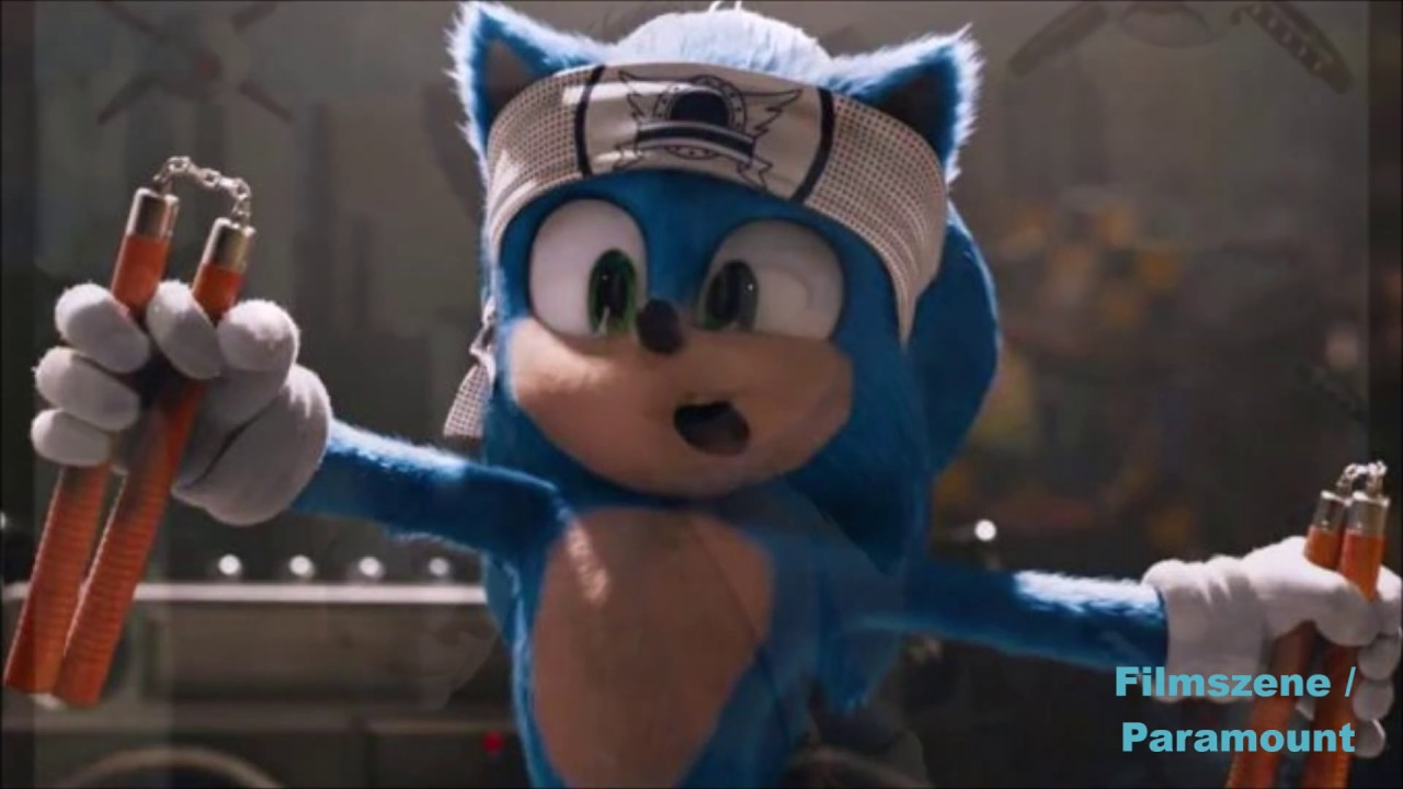 Sonic The Hedgehog Kino