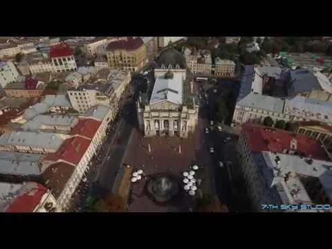 Львів: Центр (4К)