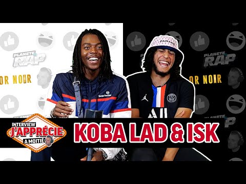 Youtube: «J'apprécie à moitié» spécial séries avec Koba LaD & ISK (Koba kiffe Hélène et les garçons!) #61