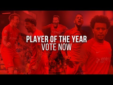 E10: Player of the Year Vote