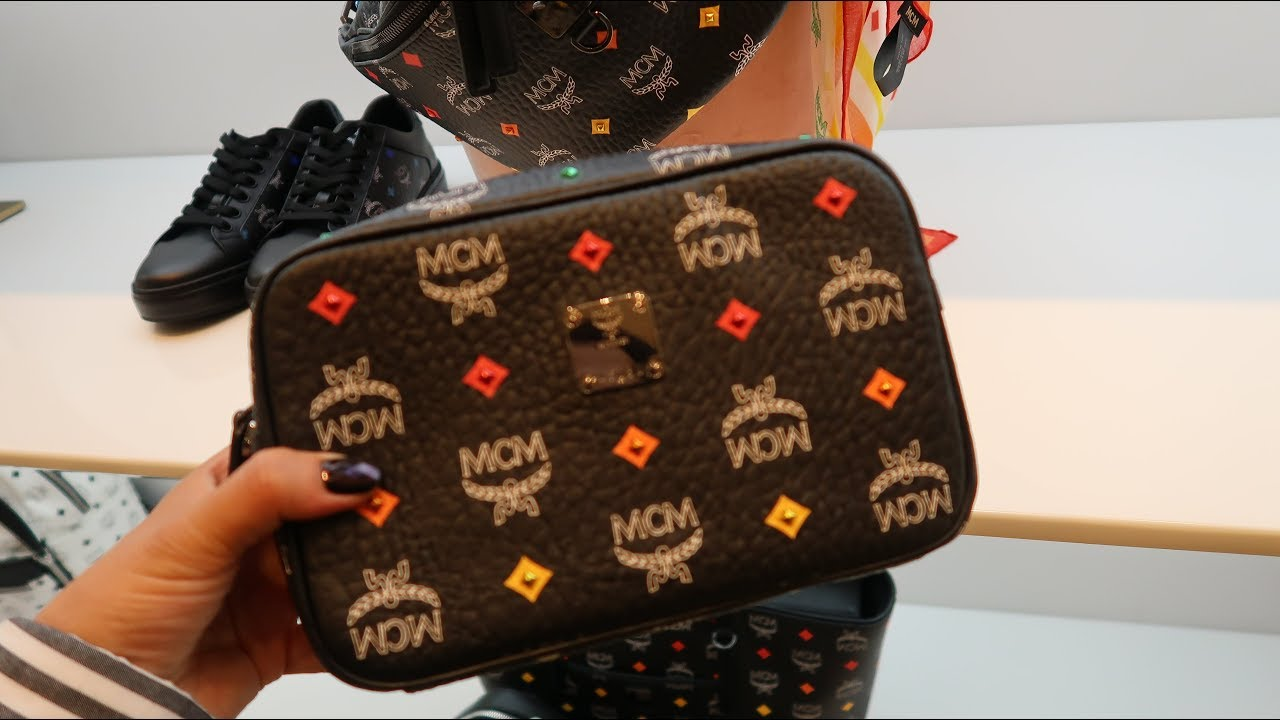 Mcm Taipei 101 First Look Of Their New Collections 2019