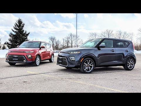 2020 Kia Soul First Full Walkaround Review