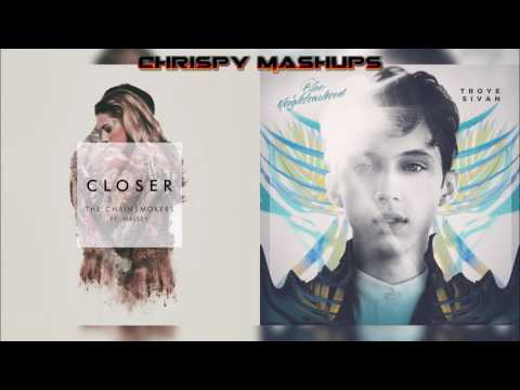 The Chainsmokers & Troye Sivan Ft. Halsey - Closer / Youth Mashup