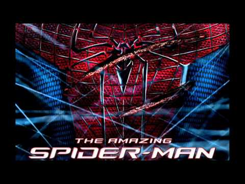 The Amazing Spider Man - James Horner - lizard at school. soundtrack.OST (Edited). mp3
