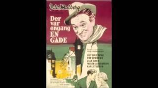 """""""Du er min darling"""" Peter Malberg med Sven Gyldmark og hans tonefilmorkester 1957"""