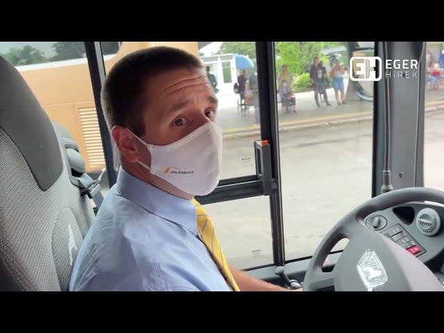 Új, modern és komfortos buszok álltak a térség szolgálatába
