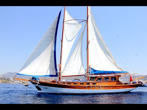 Luxury gulet yacht sailing charters & Blue Cruise holidays in Turkey & Greece. GUSTO