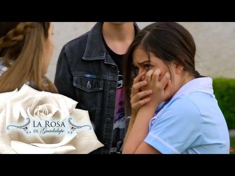 ¡Dafne culpa a Inés de robo!   Esclava   La Rosa de Guadalupe