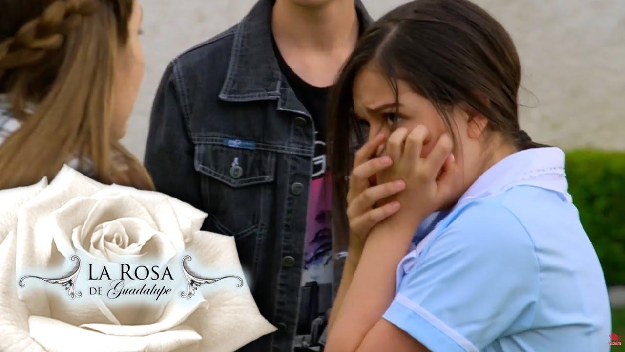 ¡Dafne culpa a Inés de robo! | Esclava | La Rosa de Guadalupe