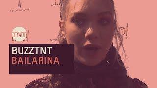 #BuzzTNT | Bailarina