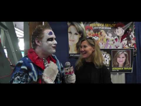 Santa rosa Toy and Comic Con 2016 VERONICA TAYLOR