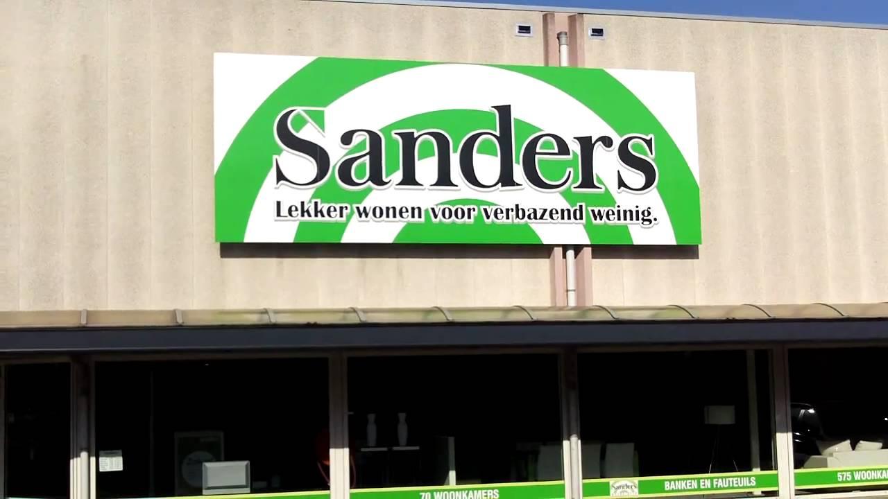 Sanders Meubelstad Banken : Sanders keukens en meubelen youtube