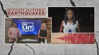California Earthquake Update: July 8th, 2021