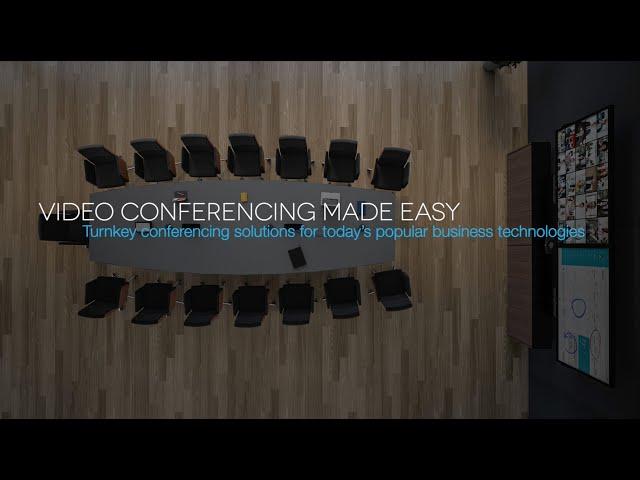 Salamander Designs - Video Conferencing Made Easy