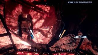 Red Faction: Armageddon The Path To War DLC Playthrough (Part 1 of 6)